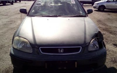 1996 Honda Ballade 160i Luxline Stripping For Spares