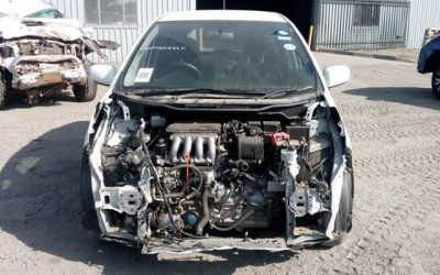 2013 HONDA JAZZ 1.3 COMFORT CVT Stripping For Spares